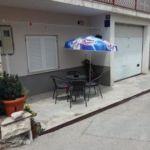 Apartament 5-osobowy z klimatyzacją z tarasem z 2 pomieszczeniami sypialnianymi A-11518-a