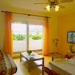 Apartament cu aer conditionat cu vedere spre mare cu 3 camere pentru 11 pers. A-4966-a