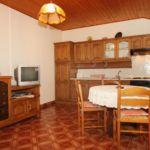 Apartament cu aer conditionat cu vedere spre mare cu 1 camera pentru 4 pers. A-9187-b