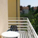Apartman s klimatizací s balkónem pro 2 os. s 1 ložnicí AS-4172-f