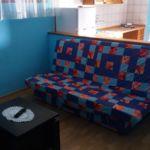 Apartament 4-osobowy z klimatyzacją z widokiem na morze z 1 pomieszczeniem sypialnianym AS-8218-a