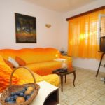 Apartman s klimatizací pro 8 os. se 3 ložnicemi s výhledem na moře A-9153-a
