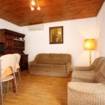Apartament cu aer conditionat cu balcon cu 4 camere pentru 10 pers. A-10264-a