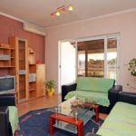 Apartament cu aer conditionat cu vedere spre mare cu 3 camere pentru 5 pers. A-4425-b