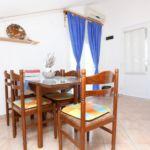 Apartament 4-osobowy z klimatyzacją z widokiem na morze z 1 pomieszczeniem sypialnianym A-10353-d