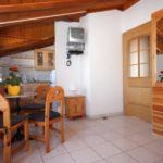Apartament cu aer conditionat cu balcon cu 1 camera pentru 4 pers. A-6260-c