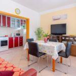 Apartament 5-osobowy z klimatyzacją z widokiem na morze z 2 pomieszczeniami sypialnianymi A-11216-b