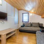 Apartament cu aer conditionat cu vedere spre mare cu 1 camera pentru 4 pers. A-5313-a