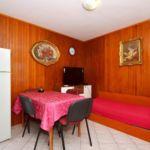 Apartman s klimatizací pro 5 os. se 2 ložnicemi s výhledem na moře A-8651-a