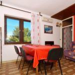 Apartman s klimatizací pro 5 os. se 2 ložnicemi s výhledem na moře A-8651-d