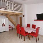 Apartament cu aer conditionat cu vedere spre mare cu 2 camere pentru 5 pers. A-7252-a