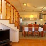 Apartament cu aer conditionat cu vedere spre mare cu 4 camere pentru 8 pers. A-11387-a