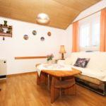 Apartament cu aer conditionat cu vedere spre mare cu 1 camera pentru 4 pers. A-4440-f