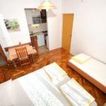 Apartman za 3 osoba(e) sa 1 spavaće(om) sobe(om) AS-6544-a