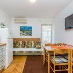 Apartman s klimatizací s balkónem pro 4 os. s 1 ložnicí A-5355-a