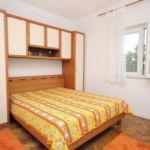Apartament 7-osobowy z klimatyzacją z widokiem na morze z 3 pomieszczeniami sypialnianymi A-5662-a