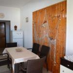 Apartament cu aer conditionat cu vedere spre mare cu 1 camera pentru 5 pers. A-284-b