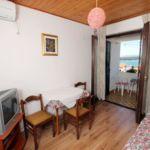 Apartament 5-osobowy z klimatyzacją z widokiem na morze z 2 pomieszczeniami sypialnianymi A-5428-a