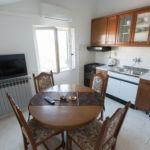 Apartament cu aer conditionat cu vedere spre mare cu 1 camera pentru 4 pers. A-6445-a