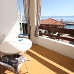 Apartament cu aer conditionat cu vedere spre mare cu 1 camera pentru 2 pers. AS-6787-a