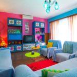 Apartament cu aer conditionat cu terasa cu 4 camere pentru 8 pers. A-9188-a