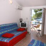 Pogled na more Klimatizirano apartman za 3 osoba(e) sa 1 spavaće(om) sobe(om) AS-4622-b
