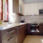 Apartman s klimatizací pro 8 os. se 3 ložnicemi s výhledem na moře A-4407-a