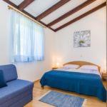 Apartament 4-osobowy z klimatyzacją z widokiem na morze z 1 pomieszczeniem sypialnianym A-12662-a