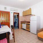 Tengerre néző légkondicionált 3 fős apartman 1 hálótérrel AS-12648-c