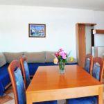 Apartament 4-osobowy z klimatyzacją z widokiem na morze z 1 pomieszczeniem sypialnianym A-6153-c