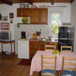 Apartament cu aer conditionat cu terasa cu 1 camera pentru 4 pers. A-5014-b