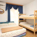 Légkondicionált teraszos 2 fős apartman 1 hálótérrel AS-8627-h