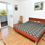 Apartament cu aer conditionat cu vedere spre mare cu 2 camere pentru 4 pers. A-1085-b