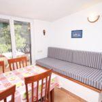 Apartament 4-osobowy z klimatyzacją z widokiem na morze z 1 pomieszczeniem sypialnianym A-8729-a