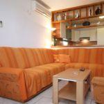 Légkondicionált teraszos 8 fős apartman 2 hálótérrel A-10156-b