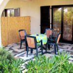 Apartman s klimatizací s terasou pro 4 os. se 2 ložnicemi A-6535-d