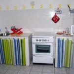Sea View 2-Room Air Conditioned Apartment for 4 Persons A-241-a