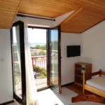 Sea View 1-Room Air Conditioned Apartment for 4 Persons A-6627-a