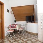 Apartament cu aer conditionat cu vedere spre mare cu 2 camere pentru 4 pers. A-2588-a
