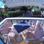 Apartament cu aer conditionat cu balcon cu 1 camera pentru 2 pers. A-6201-c