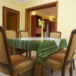 Apartament 4-osobowy z klimatyzacją z widokiem na morze z 2 pomieszczeniami sypialnianymi A-4221-a