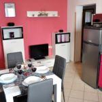 Tengerre néző légkondicionált 4 fős apartman 2 hálótérrel A-6067-b