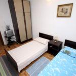 Apartament cu aer conditionat cu vedere spre mare cu 1 camera pentru 4 pers. A-5162-b