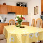 Apartament 5-osobowy z klimatyzacją z widokiem na morze z 2 pomieszczeniami sypialnianymi A-9468-a