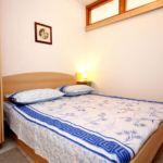 Apartament 4-osobowy z klimatyzacją z widokiem na morze z 2 pomieszczeniami sypialnianymi A-9468-b