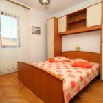 Erkélyes 5 fős apartman 2 hálótérrel A-2068-a