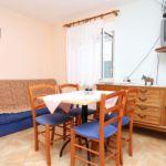 Klimatizirano Sa terasom apartman za 4 osoba(e) sa 1 spavaće(om) sobe(om) A-10329-b