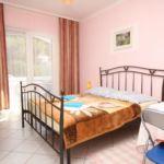 Apartament cu aer conditionat cu terasa cu 1 camera pentru 2 pers. AS-6872-c