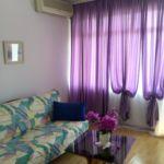 Apartman s klimatizací s manželskou postelí s 1 ložnicí s výhledem na moře A-11450-b