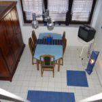 Apartament cu aer conditionat cu vedere spre mare cu 2 camere pentru 6 pers. A-5590-a